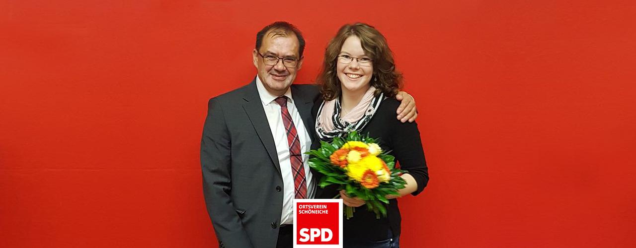 Neue Vorsitzende des Jugendbeirats – Maria Kampermann im Gespräch