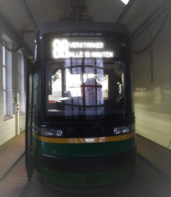 10-Minuten-Takt für die Tram 88 Schöneiche & mehr Busse auf der Linie 420