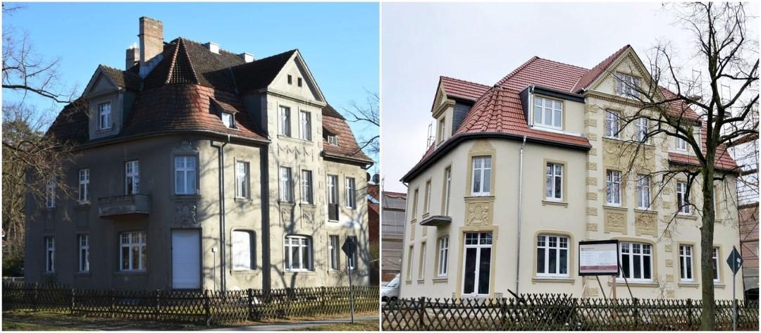 Kommunales Wohngebäude Goethestraße 35